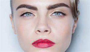 THE SCIENCE BEHIND EYEBROWS